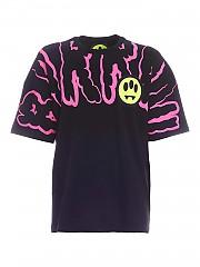 [관부가세포함][배로우] FW20 남성 반팔 티셔츠 (027992 110)