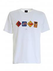 [관부가세포함][PS 바이 폴스미스] FW20 남성 티셔츠 (M2R-011R-EP2386 01)