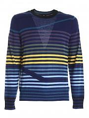 [관부가세포함][PS 바이 폴스미스] FW20 남성 striped pattern 풀오버 (M2R-142U-E21005 55)