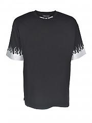 [관부가세포함][비젼 오브 슈퍼] FW20 남성 반팔 티셔츠 (B1FLREFLEX BLACK)
