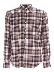 [관부가세포함][SONRISA] FW20 남성 체크 셔츠 (L9 L1093 01)