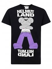 [관부가세포함][핼무트랭] FW20 남성 반팔 티셔츠 (K06DM517 YVM)