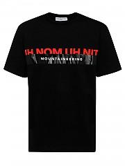 [관부가세포함][이놈어닛] FW20 남성 mountaineering print 티셔츠 (NMW20201 009)