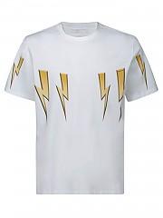 [관부가세포함][닐바렛] FW20 남성 반팔 티셔츠 (PBJT782SP 538S1 345)