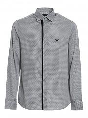 [관부가세포함][엠포리오아르마니] FW20 남성 셔츠 (6H1CA 21NXT ZF959)