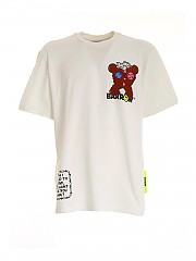 [관부가세포함][배로우] FW20 남성 반팔 티셔츠 (028043 002)