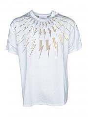 [관부가세포함][닐바렛] FW20 남성 반팔 티셔츠 (PBJT799S P514S1 345)