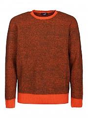 [관부가세포함][드루모어] FW20 남성 울 니트 스웨터 (D8W103MG 005)