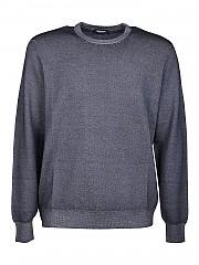 [관부가세포함][드루모어] FW20 남성 울 니트 스웨터 (D2M103A 675)