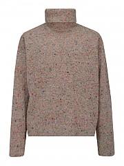 [관부가세포함][아크네스튜디오] FW20 남성 너틀넥 스웨터 (B60157 BEIGE MULTI)