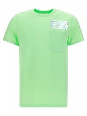[관부가세포함][핼무트랭] FW20 남성 반팔 티셔츠 (K04DM506 Z9Y)