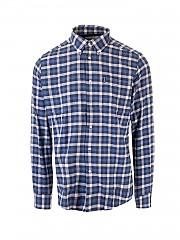 [관부가세포함][바버] FW20 남성 체크 셔츠 (MSH3226 NY91)