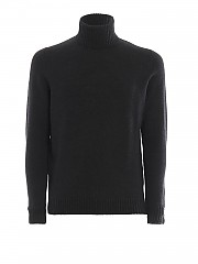 [관부가세포함][드루모어] FW20 남성 울 터틀넥 스웨터 (D7M104 681)
