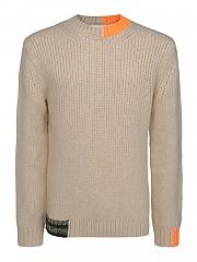 [관부가세포함][핼무트랭] SS21 남성 니트 스웨터 (K06HM706C01)