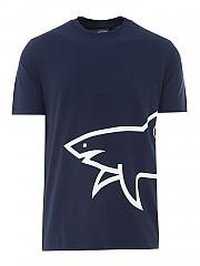 [관부가세포함][폴앤샥] SS21 남성 티셔츠 (21411070013)