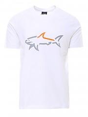 [관부가세포함][폴앤샥] SS21 남성 티셔츠 (21411041010)