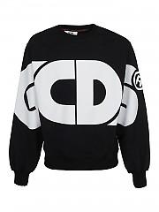 [관부가세포함][GCDS] SS21 남성 맨투맨 스웨트셔츠 (CC94M021005BLACK)
