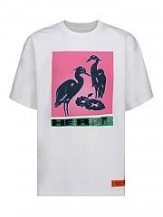 [관부가세포함][헤론 프레스톤] SS21 남성 티셔츠 (HMAA020R21JER0030130)