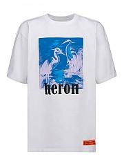 [관부가세포함][헤론 프레스톤] SS21 남성 티셔츠 (HMAA020R21JER0040149)