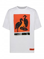 [관부가세포함][헤론 프레스톤] SS21 남성 티셔츠 (HMAA020R21JER0030120)