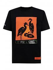 [관부가세포함][헤론 프레스톤] SS21 남성 티셔츠 (HMAA020R21JER0031020)