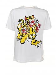 [관부가세포함][겐조] SS21 남성 반팔 티셔츠 (FB55TS0714SJ01)