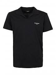 [관부가세포함][발망] SS21 남성 반팔 폴로 셔츠 (VH1GB005B069EAB)