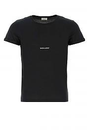 [관부가세포함][생로랑] 남성 반팔 티셔츠 G(464572YB2DQ 1000)