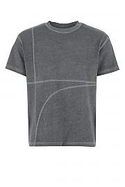 [관부가세포함][어콜드월] FW19 남성 티셔츠 G(SSC02GRY GREY)