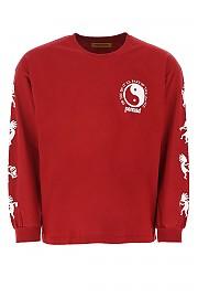 [관부가세포함][노마드] SS20 남성 맨투맨 스웨트셔츠 G(BASICLS01FREAKS RED)