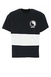 [관부가세포함][노마드] SS20 남성 반팔 티셔츠 G(LINETEE01FREAKS BLACKGREY)