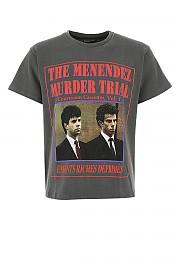 [관부가세포함][ENFANTS RICHES DEPRIMES] FW19 남성 티셔츠 G(FW19010005 BLACK)