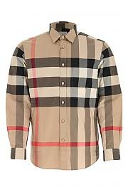 [관부가세포함][버버리] 남성 체크 셔츠 G(8010213 A7028)