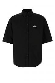[관부가세포함][발렌시아가] FW20 남성 반팔 셔츠 G(622251TIM39 1000)