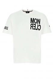 [관부가세포함][몽클레르 그레노블] FW20 남성 반팔 티셔츠 G(8C705208390T 034)