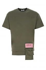 [관부가세포함][AMBUSH] FW20 남성 반팔 티셔츠 G(BMAA004F20JER001 5900)