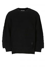 [관부가세포함][AMBUSH] FW20 남성 오버사이즈 울 니트 스웨터 G(BMHE006F20KNI001 1000)