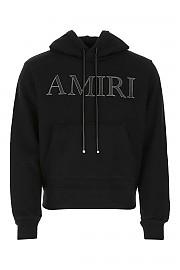 [관부가세포함][AMIRI] FW20 남성 맨투맨 스웨트셔츠 G(W0M02546TE BLACK)