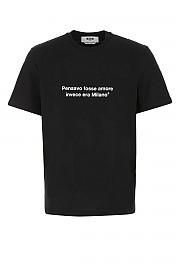 [관부가세포함][엠에스지엠] FW20 남성 티셔츠 G(2940MM192207598 99)