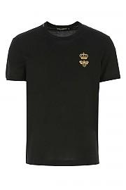 [관부가세포함][돌체앤가바나] 남성 반팔 티셔츠 G(G8JX7ZG7WUQ N0000)
