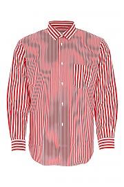 [관부가세포함][꼼데가르송] FW20 남성 셔츠 G(F011B201 WHITERED)