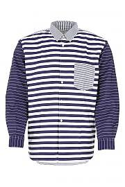 [관부가세포함][꼼데가르송] FW20 남성 셔츠 G(FO04B101 STRIPEMIX)