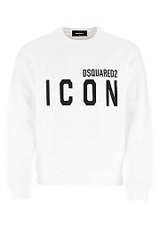 [관부가세포함][디스퀘어드2] 남성 맨투맨 티셔츠 G(S79GU0004S25042 100)