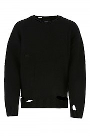 [관부가세포함][어콜드월] FW20 남성 니트 스웨터 G(ACWMK015 BLACK)