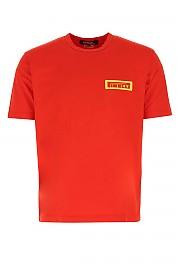 [관부가세포함][준야 와타나베] FW20 남성 반팔 티셔츠 G(WFT002W20 RED)