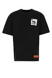 [관부가세포함][헤론 프레스톤] SS21 남성 반팔 티셔츠 G(HMAA020R21JER001 1049)