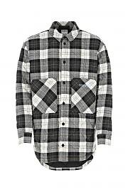 [관부가세포함][마르셀로불론] SS21 남성 셔츠 G(CMEA155R21FAB001 1018)