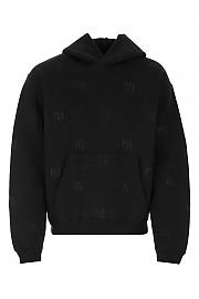 [관부가세포함][알렉산더 왕] SS21 남성 후드 티셔츠 G(UCC1211008 001)