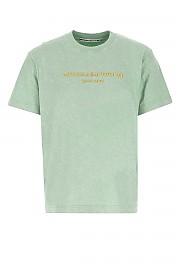 [관부가세포함][알렉산더 왕] SS21 남성 반팔 티셔츠 G(UCC1211030 457)