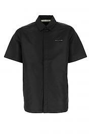 [관부가세포함][알릭스] SS21 남성 반팔 셔츠 G(AAUSH0087FA01 BLK0001)